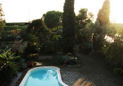 Il Giardino di Armida - Salerno - Kolam