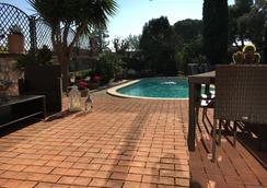 Il Giardino di Armida - Salerno - Pemandangan luar