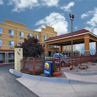 Comfort Inn Albuquerque Airport Exterior