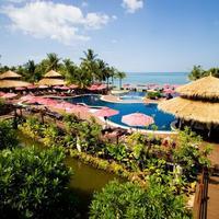 Khao Lak Laguna Resort Courtyard View