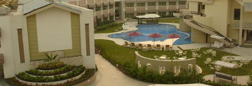 Azzaro Resorts & Spa - Diu - Building