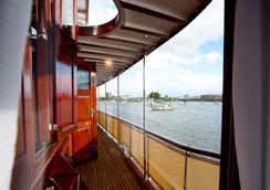 Hotelschiff Nedeva Bremen - Bremen - Pemandangan luar