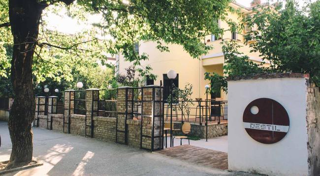 Destil - Tirana - Building
