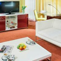 andel's by Vienna House Prague Living Area