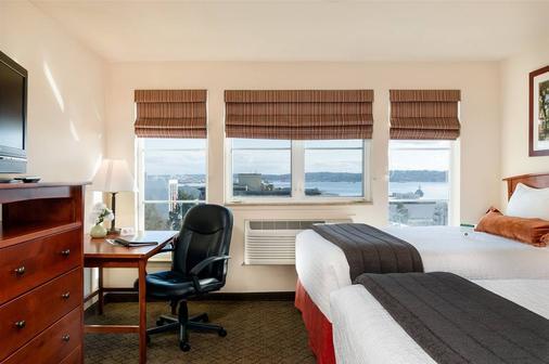 Mediterranean Inn - Seattle - Kamar Tidur