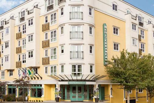 Mediterranean Inn - Seattle - Bangunan