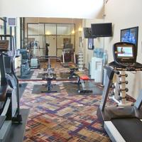 Best Western West Towne Suites Fitness Room