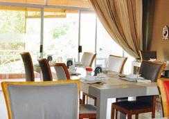 The Wesley - Johannesburg - Restoran