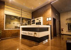 Hotel Oasis - Podgorica - Lobi