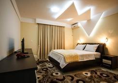 Hotel Oasis - Podgorica - Kamar Tidur