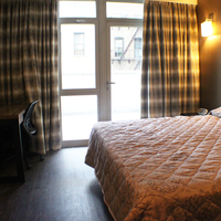 Hotel Cliff Guestroom