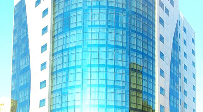 Golden Ocean Hotel - Doha - Building