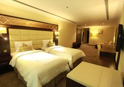 Golden Ocean Hotel - Doha - Kamar Tidur