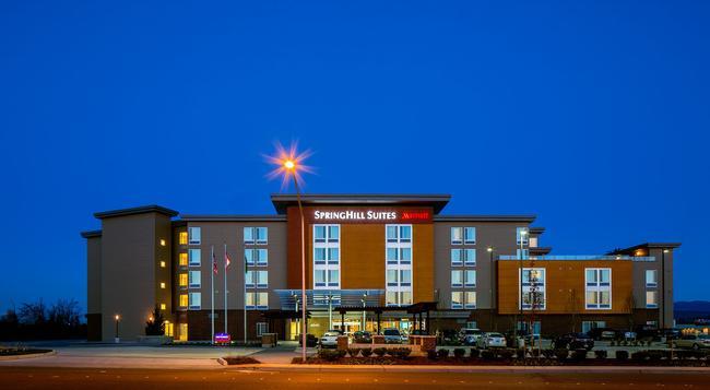 SpringHill Suites by Marriott Bellingham - Bellingham - Building