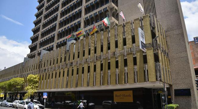 The Reef Hotel - Johannesburg - Building