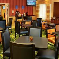 Fairfield Inn and Suites by Marriott Salt Lake City Airport Restaurant
