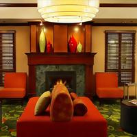 Fairfield Inn and Suites by Marriott Salt Lake City Airport Lobby