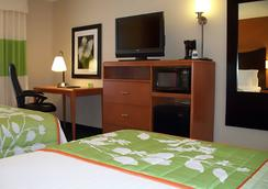 Fairfield Inn and Suites by Marriott Salt Lake City Airport - Salt Lake City - Kamar Tidur