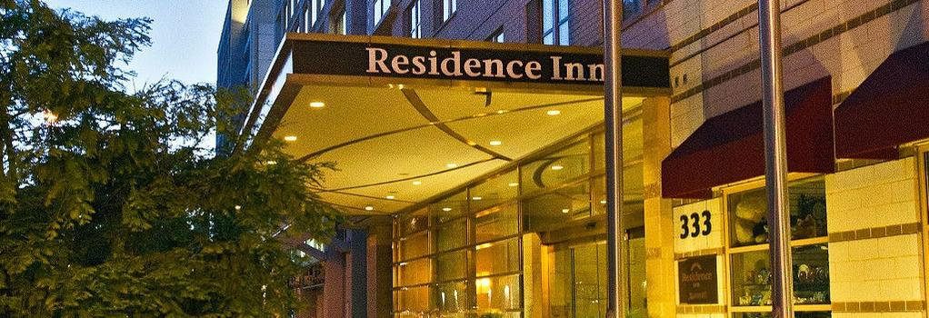 Residence Inn by Marriott Washington DC Capitol - Washington - Building