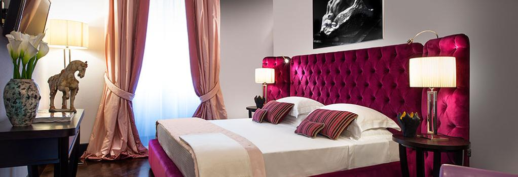 Grand Amore Hotel And Spa - Florence - Bedroom