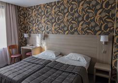 Palma Hotel - Paris - Kamar Tidur