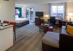 Residence Inn by Marriott San Diego Downtown - San Diego - Kamar Tidur