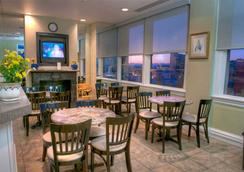 Gaslamp Plaza Suites - San Diego - Restoran