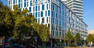 Scandic Hamburg Emporio - Hamburg - Bangunan
