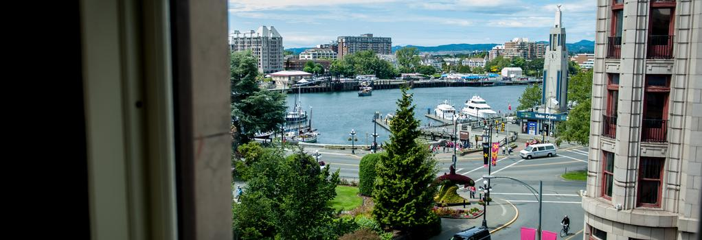 The Union Club of British Columbia - Victoria - Outdoor view