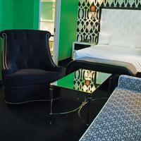 El Cortez Hotel & Casino Guestroom