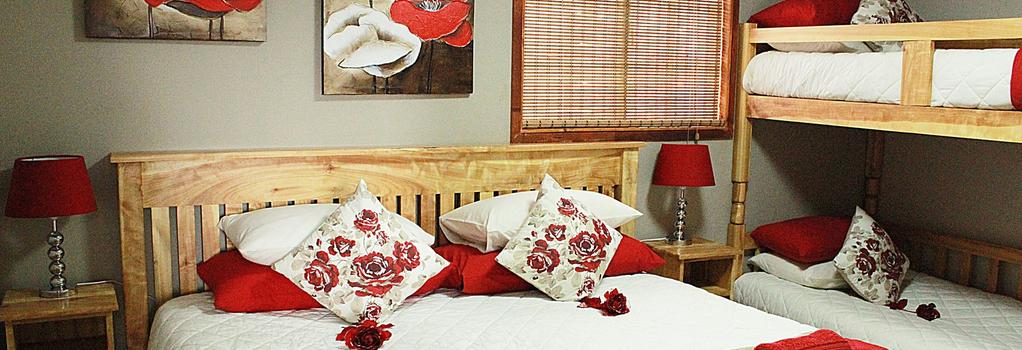 A Cherry Lane Self Catering and B&B - Bloemfontein - Bedroom