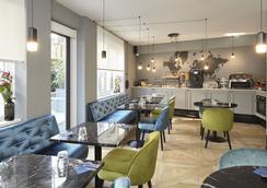 The Muse Amsterdam Boutique Hotel - Amsterdam - Restoran
