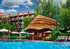 Disney's Animal Kingdom Villas - Jambo House - Lake Buena Vista - Kolam