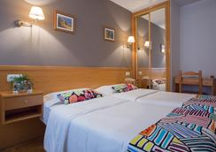 Hotel Costa Verde - Gijon - Kamar Tidur
