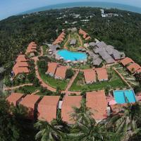 Daisy Resort Aerial View