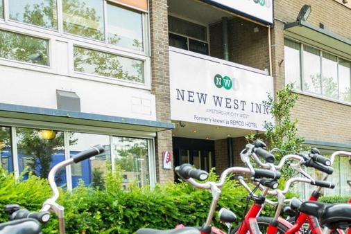 New West Inn Amsterdam - Amsterdam - Bangunan