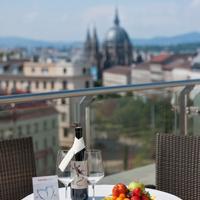 InterCityHotel Wien Outdoor Dining