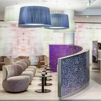 InterCityHotel Wien Lobby