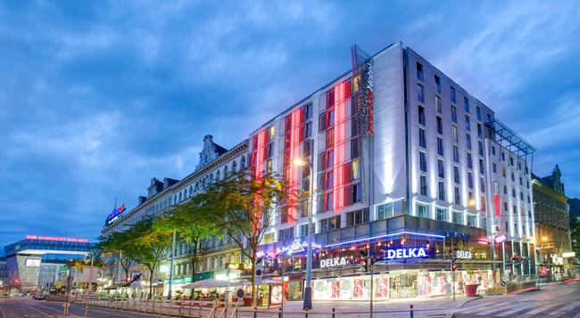 IntercityHotel Wien - Vienna - Building