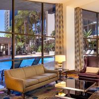 Wyndham San Diego Bayside Lobby