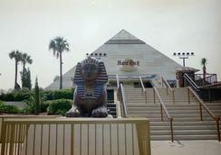 Ocean Plaza Motel - Myrtle Beach - Restoran