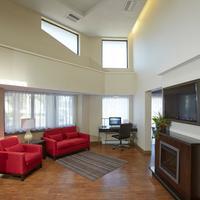 Comfort Inn New Modern Lobby!