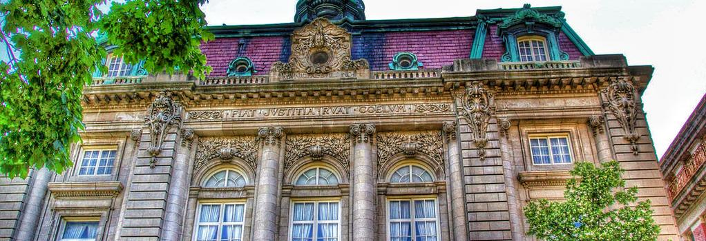 Grand Royale Hotel - Binghamton - Building