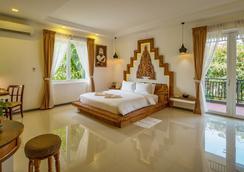 Les Bambous Luxury Hotel - Siem Reap - Kamar Tidur