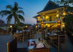 Les Bambous Luxury Hotel - Siem Reap - Pemandangan luar