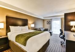 Comfort Inn - Windsor - Kamar Tidur