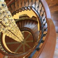 Manathai Koh Samui Staircase