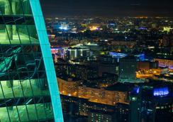 Panorama City Hotel - Moskwa - Pemandangan luar