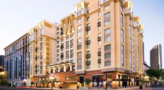 Residence Inn by Marriott San Diego Downtown Gaslamp Quarter - San Diego - Building