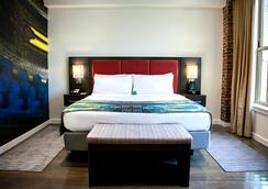 Hotel Indigo Newark Downtown - Newark - Kamar Tidur